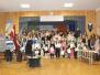 2016./2017.m.g. noslēguma pasākums Alojas Ausekļa vidusskolā. Foto: skolas arhīvs
