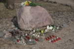 25.marta piemiņas brīdis Staicelē