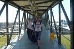 Alojas Ausekļa vidusskolā ciemojās draugi no Vācijas. Foto: A.Auseklis, Z.Landsmane