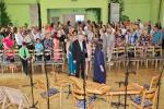 Alojas mūzikas un mākslas skolas izlaidums 2018. Foto:Andrejs Sņeško