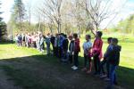 Alojas novada ceturtklasnieku sporta spēles. Foto: Staiceles vidusskola