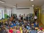 Koncertlekcija Alojas Ausekļa vidusskolā. Foto: A.Šņeško