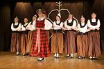 Latvijas dzimšanas dienas sarīkojums Vilzēnos. Foto: Z.Landsmane