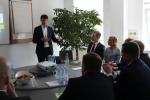 Ministru prezidenta M.Kučinska vizīte Alojas novadā. Foto: L.Lilenblate-Sipko