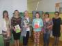 Olimpiāžu uzvarētāju svētki Alojas Ausekļa vidusskolā. Foto: skolas arhīvs