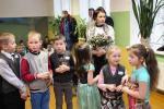 """Projekts """"Latviešu alfabēts Alojā-Latvijas simtgadei"""". Foto:Liāna Lilenblate-Sipko"""