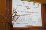 Projekta uzsākšanas konference. Foto: Z.Šlendaka