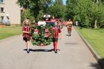 Sportiskie Līgo svētki Staicelē. Foto: I.Jaunzeme, E. Bērziņš, M.Strokša, J.Pelēkā