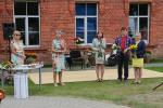 Staiceles Mūzikas un mākslas skolas 10. gadu jubilejas koncerts. Foto:L.Lilenblate-Sipko