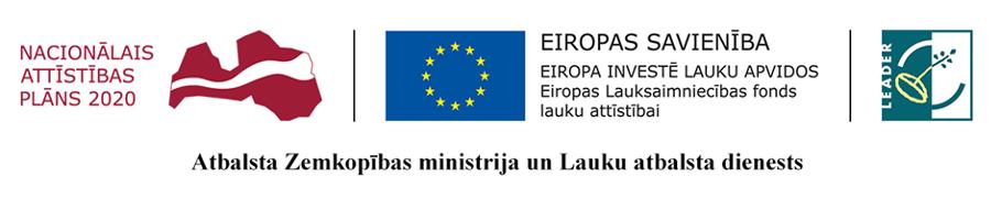 ES, ZM un LAD logo