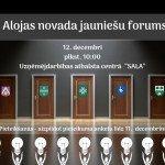 Alojas novada jauniešu forums
