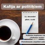 Kafija ar politiķiem