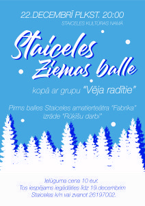 Staiceles Ziemas balle