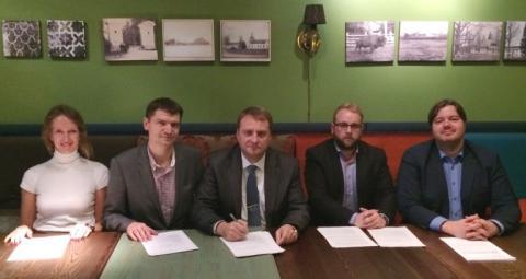 Pieņemts lēmums par Latvijas augstvērtīgas un veselīgas pārtikas klastera dibināšanu