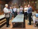 Apspriest uzņēmējdarbības jautājumus ierodas Jelgavas novada pašvaldība