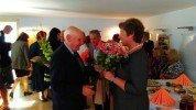 Alojas seniori apmeklē Latvijas Kopienu iniciatīvu fonda svētkus