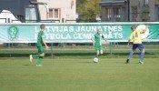 Staicelē notiks Latvijas Jaunatnes futbola čempionāta finālturnīrs