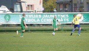 Latvijas Jaunatnes futbola cempionats_2015