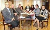 Alojas novada deputāti spriež par sadarbības veicināšanu