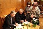 Ērika Hānberga jaunākā grāmata atvēršanu piedzīvo Alojā