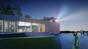 """Svinīgi liks akmeni Alojas novada uzņēmējdarbības atbalsta  centra – bibliotēkas """"Sala"""" pamatos"""