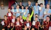 Alojas novada sporta skolas jaunie futbolisti Igaunijā
