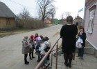 Latvijas Profesionālo gidu asociācijas pārstāvji apmeklē Alojas novadu