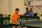 Fotomirkļi no Latvijas IV Olimpiādes galda tenisa sacensībām