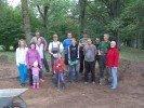 Ungurpils muižas parks top arvien sakārtotāks