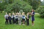 Novada skolās sācies kārtējais mācību gads (Zinību dienas fotomirkļi)