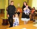 Novada saimē svinīgi uzņemti 28 jaundzimušie