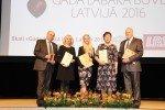 SALA atzīta par vienu labākajām publiskajām jaunbūvēm Latvijā
