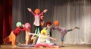 Staiceles klauna Ingo trupa – Teātra dienās