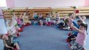 """Vilzēnu bērnudārza grupiņa """"Kamenītes"""" saka NĒ vienaudžu vardarbībai"""