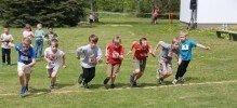 Stipro skrējienā Staicelē startēja dažāda vecuma dalībnieki