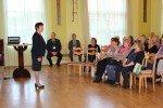 Alojas novadā viesojās Mārupes pašvaldības delegācija