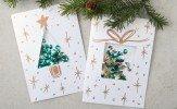 Valsts prezidenta Ziemassvētku kartīšu dizaina konkursā par labāko atzīts staicelietes Alises Tiltiņas darbs