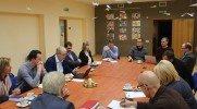 Sanāksmē Burtnieku novadā sprieda par Salacas upes baseina apsaimniekošanu un aktualizēja sadarbību citās jomās