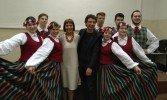 """Alojas Ausekļa vidusskolas """"Erasmus +"""" projekta 1. mācību vizīte Itālijā"""