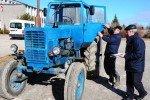 Pirms pavasara darbu uzsākšanas novadā būs pieejama traktortehnikas tehniskā apskate