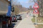 Staicelē notiks informatīva sanāksme par pārbūves darbu norisi uz autoceļa P15