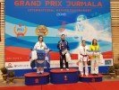 Sportistu sasniegumi karatē turnīrā Grand Prix Jūrmala 2018