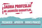 Izsludināta Jauniešu garantijas papildu uzņemšana 30 profesijās