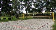 Novadā volejbola spēlēm sagatavoti 6 laukumi