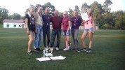 Latvijas čempionāts junioriem un jauniešiem ugunsdzēsības sportā Valkā