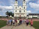 Alojas novada seniori iepazīst Latgali