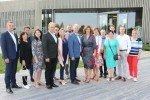 Ungurpils SALĀ viesojās madonieši un finanšu ministre Dana Reizniece-Ozola