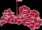 LVRTC par godu Latvijas Simtgadei pacels valsts karogus 20 pilsētu augstākajos torņos