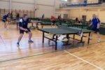 Nedēļas norises galda tenisā