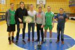 """Alojas volejbola komandas dalība OC """"Limbaži"""" rīkotajā 2018g./2019g sezonas turnīrā"""